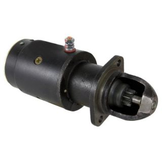 NEW STARTER MOTOR FITS ALLIS CHALMERS TRACTOR LOADER TL 10 12 226 GAS ENGIN E323 659 1107695 1109384 10461668 10464668 323659 323 659 1107695 1109384 10461668 10464668 323659