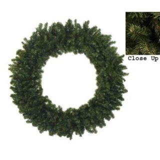 "48"" Canadian Pine Artificial Christmas Wreath   Unlit"