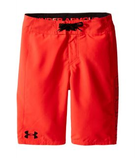 Under Armour Kids Ua Hiit Boardshorts Big Kids Rocket Red, Red, Under Armour