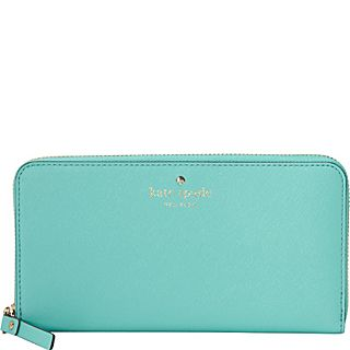 kate spade new york Cedar Street Lacey Zip Around Continental Wallet
