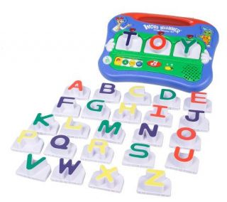 LeapFrog Word Whammer Magnetic Fridge Phonics —