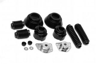 Daystar   Daystar 2 Inch Suspension System Lift Kit KC09106BK   Fits 2008 to 2012 KK Liberty