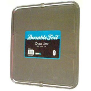 Durable Foil Durable Foil Oven Liners D71020   Pack of 12