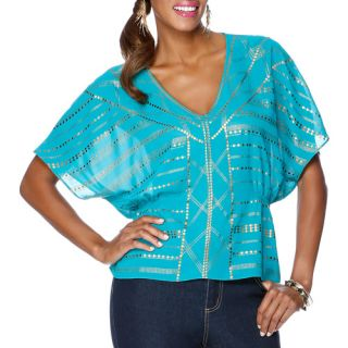 Miss Tina Women's Screenprint Kaftan