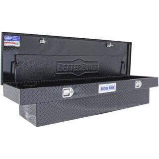 "Better Built 72"" Crossover Single Lid Truck Tool Box, Black"