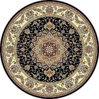 Safavieh Lyndhurst Collection Round Area Rug Polypropylene 7