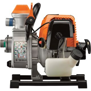 Generac Clean Water Pump — 30 GPM, 1in. Ports, 33cc OHV Engine, Model# 6917  Engine Driven Clear Water Pumps