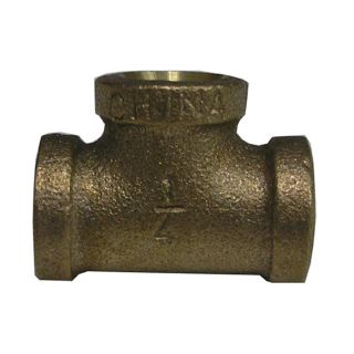 Watts 1/2 in Brass Pipe Fitting