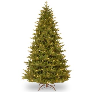 foot Feel Real Woodward Fir Hinged Tree with 750 Clear Lights UL