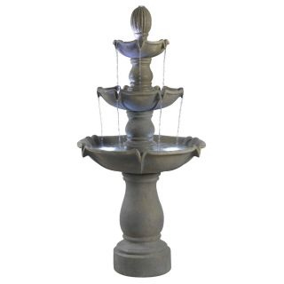 Kenroy Home 62 in Outdoor Fountain