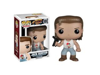 Big Trouble in Little China Funko POP Vinyl Figure Jack Burton