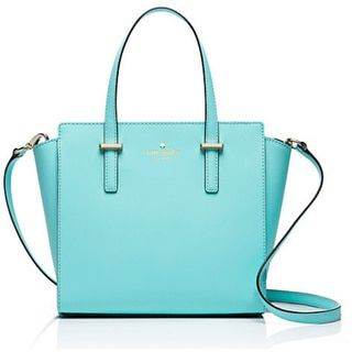 Kate Spade New York Cedar Street Hayden Atoll Blue Small Satchel