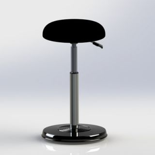 Kore Design Height Adjustable Hi Rise Chair with Hydraulic Pedestal