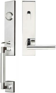 INOX NY105TDP 32 Polished Stainless Steel