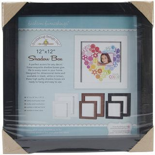 Kaisercraft Beyond The Page MDF Square Frame   13863177