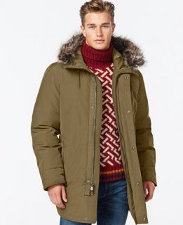 MICHAEL Michael Kors Hooded Snorkel Parka   Coats & Jackets   Men