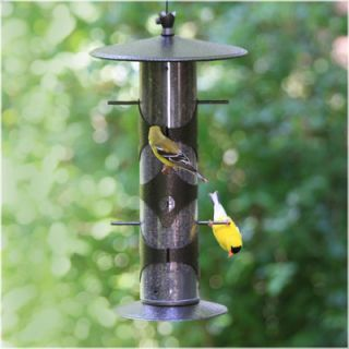 Upside Down Goldfinch Thistle Bird Feeder by Birdscapes