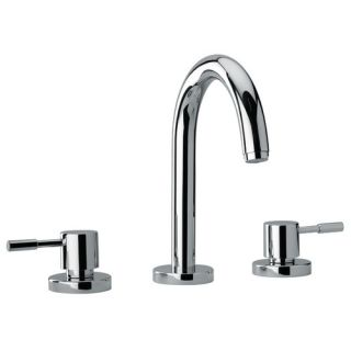 Jewel Faucets J16 Bath Series Two Lever Handle Roman Tub Faucet with