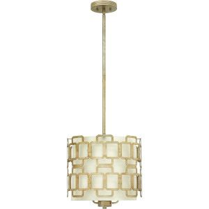 Hinkley HIN 4913SL Sabina Silver Leaf  Pendants Lighting
