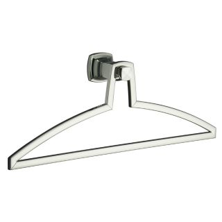 KOHLER Vibrant Polished Nickel Robe Hook