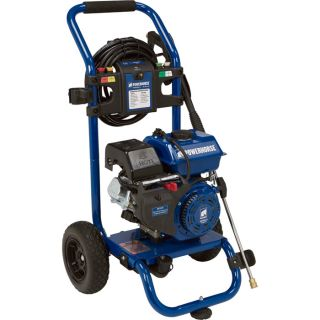 750143. Powerhorse Gas Cold Water Pressure Washer — 3000 PSI, 2.5 GPM, EPA and CARB Compliant, Model# 87035