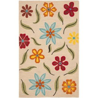 Safavieh Blossom Virgin Beige Area Rug