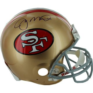Joe Montana Signed San Francisco 49ers Helmet