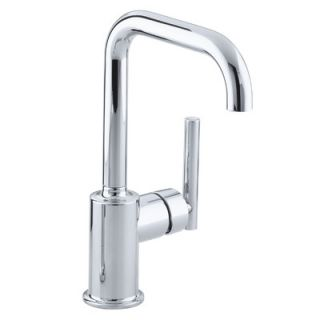 Kohler Purist Single Hole Kitchen Sink Faucet with 6 Spout