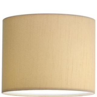 Progress Lighting Markor Collection Beige Silk Accessory Shade P8821 01