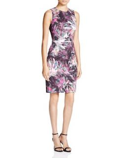 Trina Turk Kurdson Floral Sheath Dress