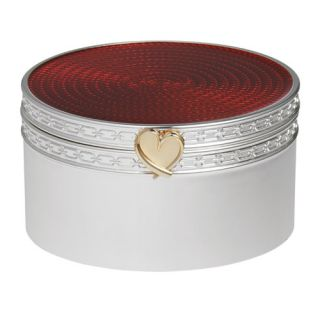 Treasures with Love Heart Treasure Box by Wedgwood
