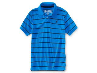 Aeropostale Mens Stripe Rugby Polo Shirt 793 XS