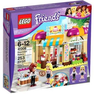Friends Downtown Bakery Set LEGO 41006