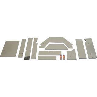 K & M Pre-Cut Cab Foam Kit — For Case International Harvester Tractors, Model# 4208  Tractor Cab Foam Interiors