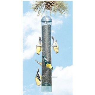 Woodstream Deluxe Upside Down Thistle Bird Feeder