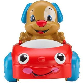 Fisher Price Laugh & Learn Puppys Learning Car